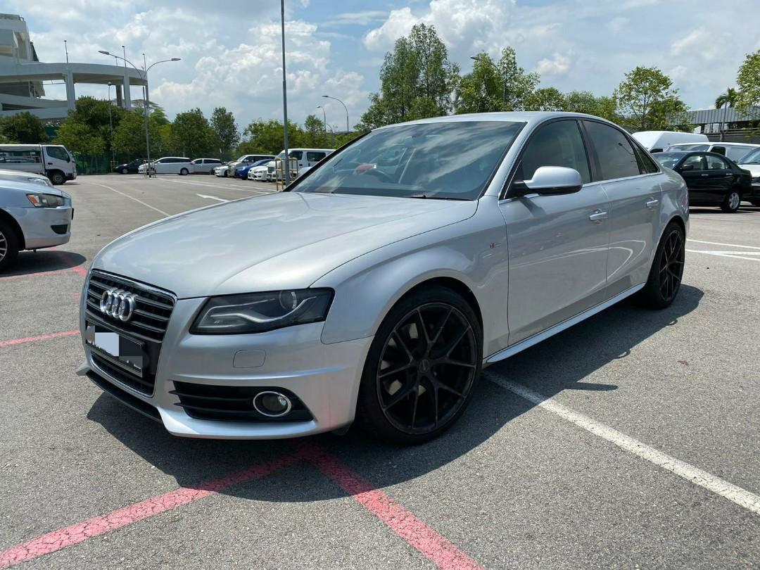 Audi A4 2.0 Quattro S -Line