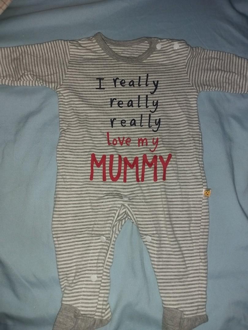 Baju Tidur Bayi NB