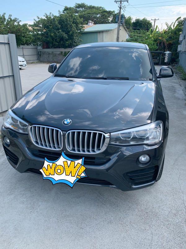 BMW X4 2015 總代理