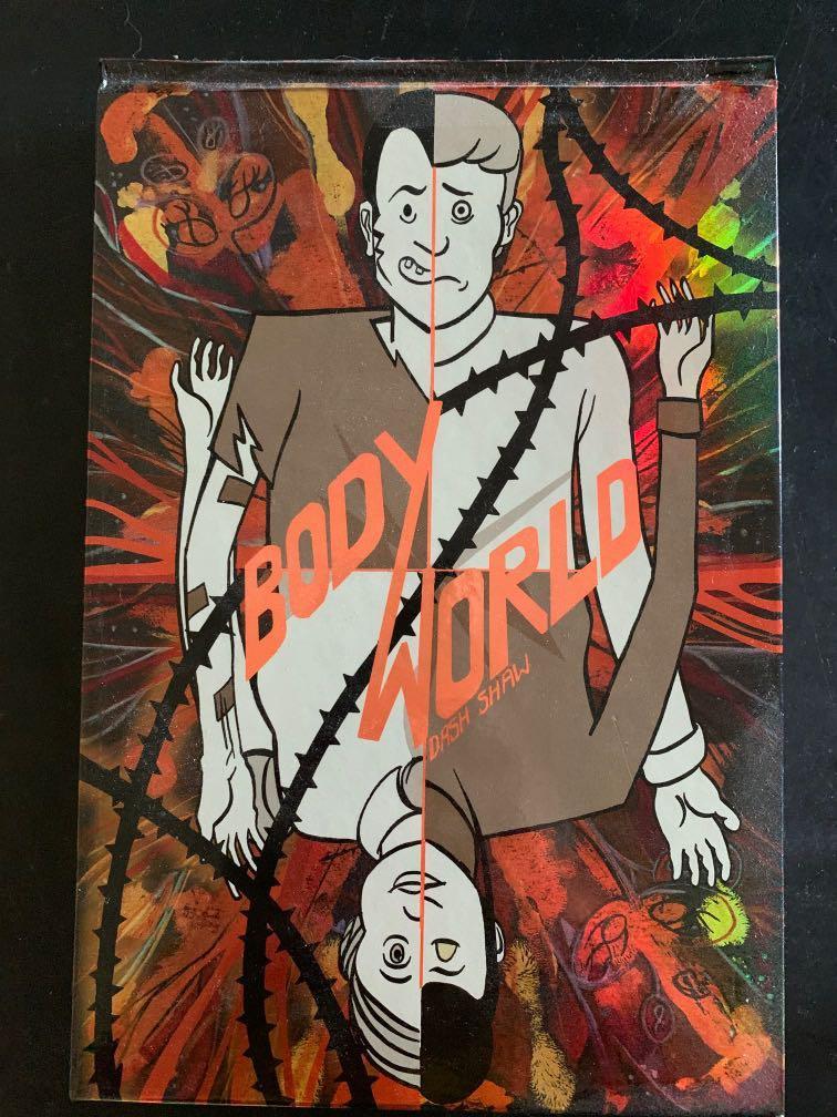 Body World by Dash Shaw