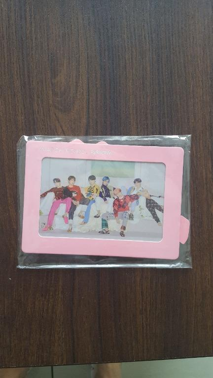 BTS PERSONA MOTS PREORDER GIFT PHOTO FRAME VERSION 4