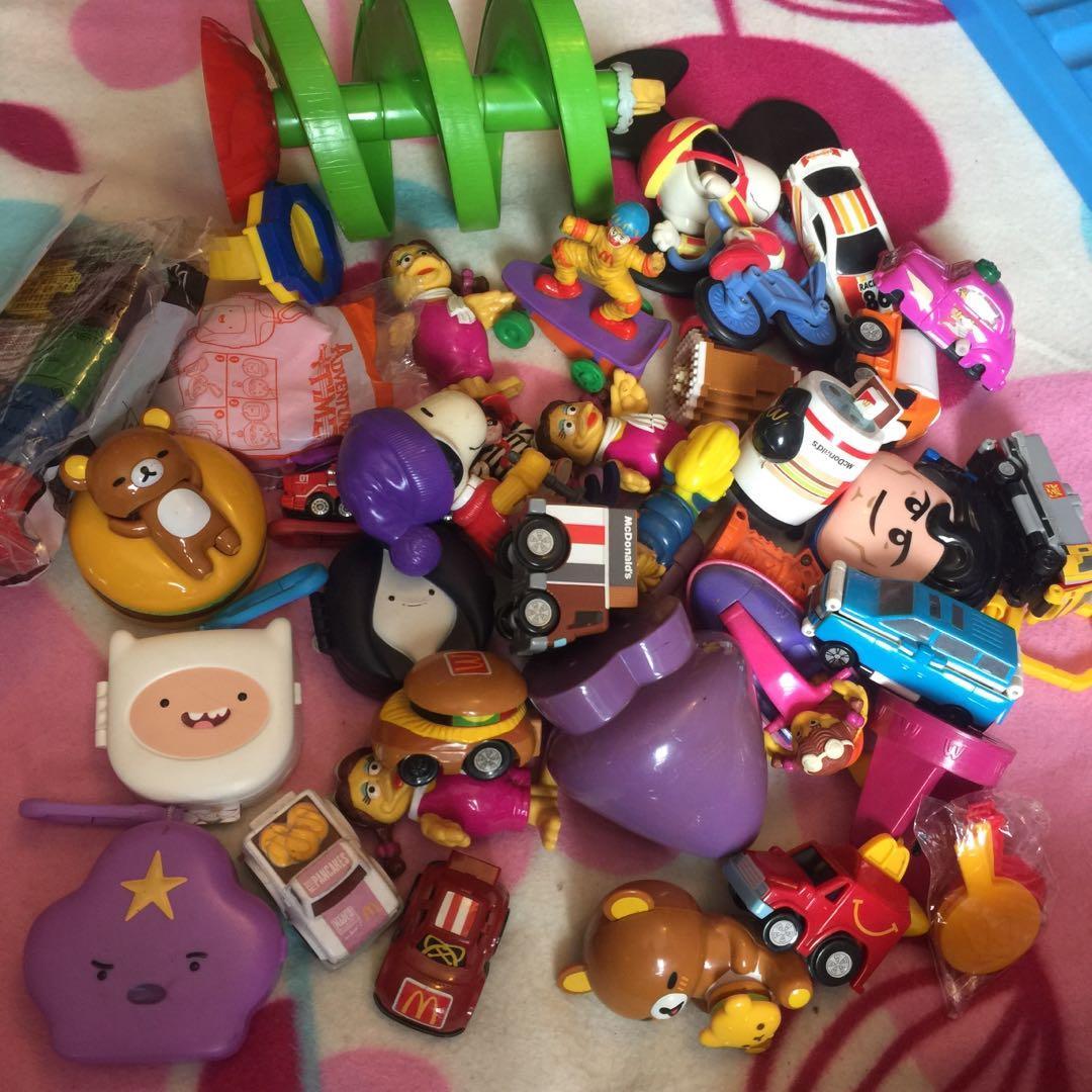 Bundle Of Toys mcd