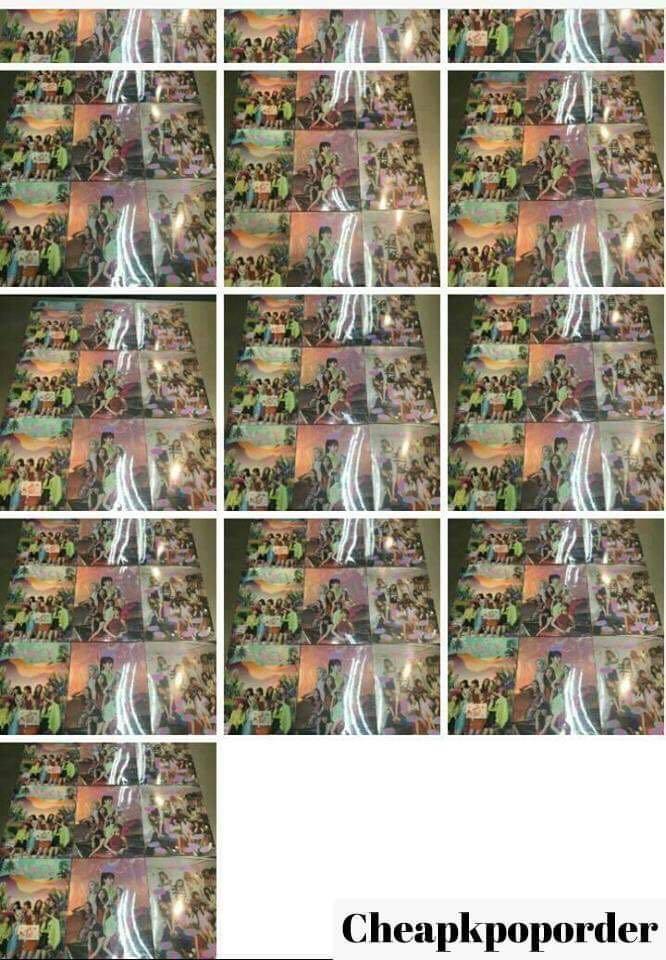 Car the garden - C - PREORDER/NORMAL ORDER/GROUP ORDER/GO + FREE GIFT BIAS PHOTOCARDS (1 ALBUM GET 1 SET PC, 1 SET GET 9 PC)