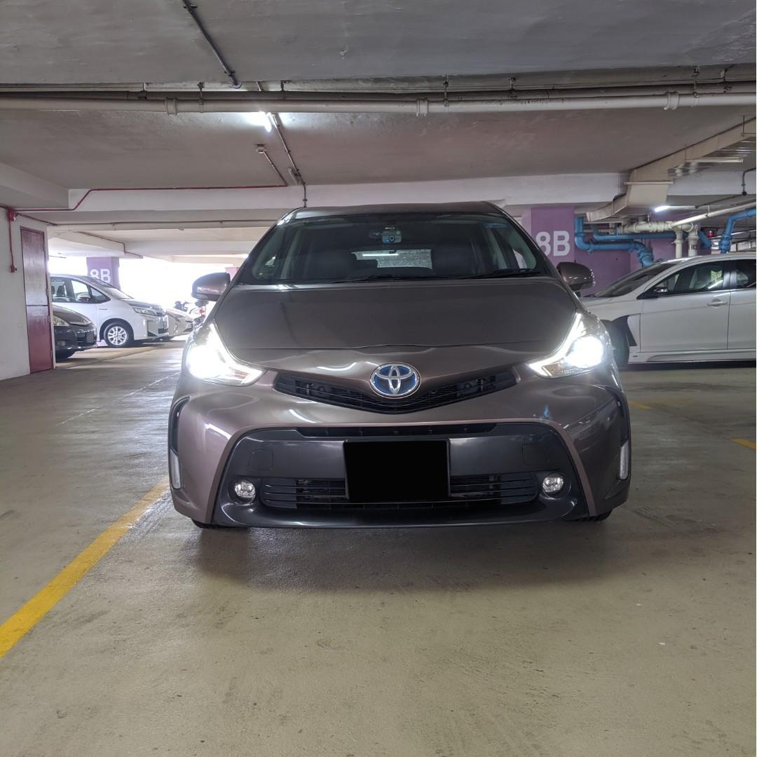 Cars for short term/long term rent! Conti/Hybrids/MPV