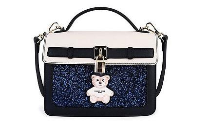 Danny Bear Limited Edition Messenger Bag