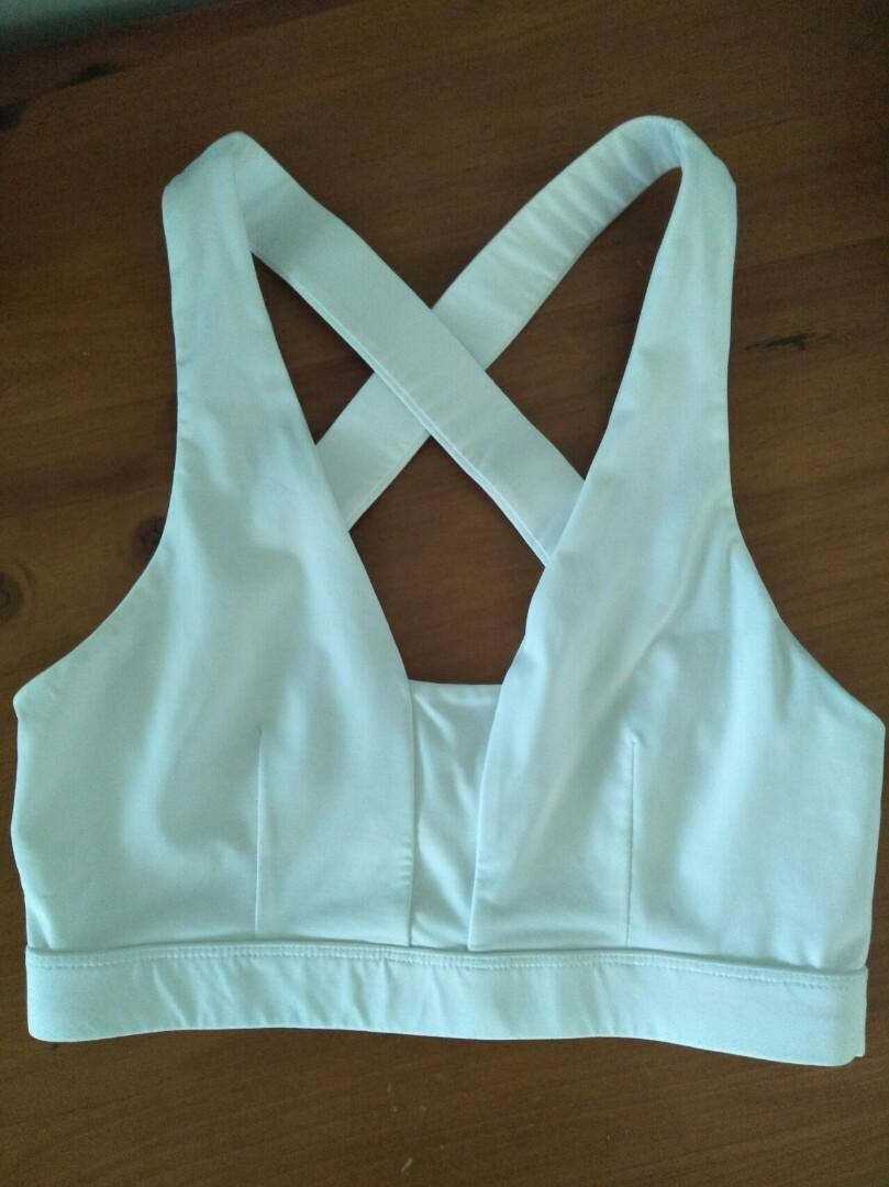 Dharma Bums Butterfly yoga/sports bra (sold out online)