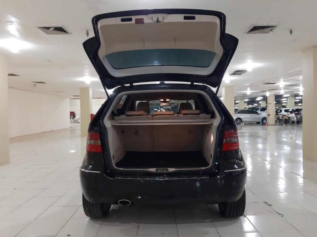 For sale 2008 Mercedes-Benz MERCY B170 Automatic-Triptonik.PANORAMIC.Nego.Nopol B-Depok (GANJIL) Jakarta Selatan