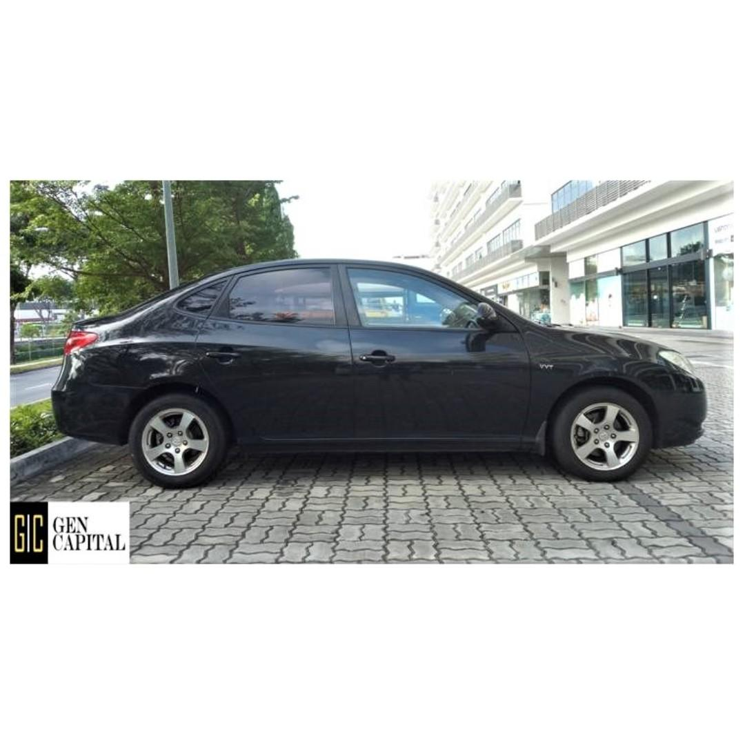 Hyundai Avante 1.6A - Many ranges of car to choose from, with very reliable rates!