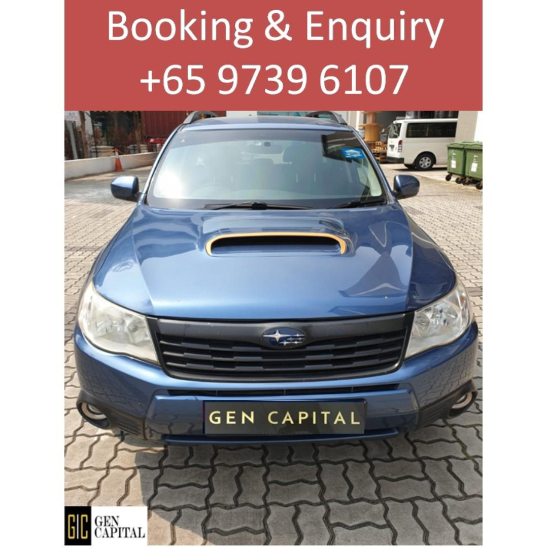 Immediate car for leasing at your preferred rental rates!!