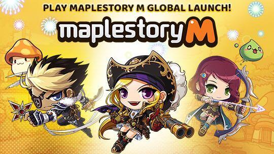 MapleStory M crystal packages