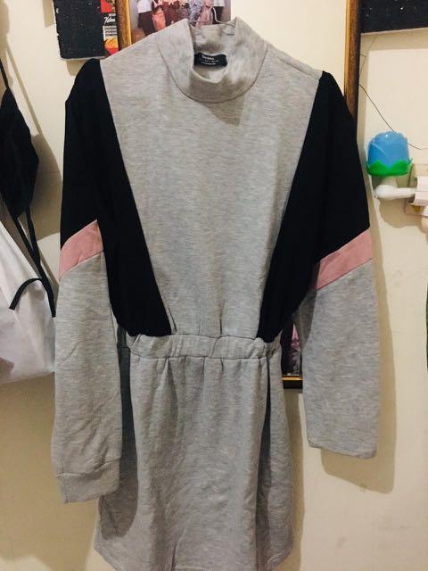 Midi dress berskha