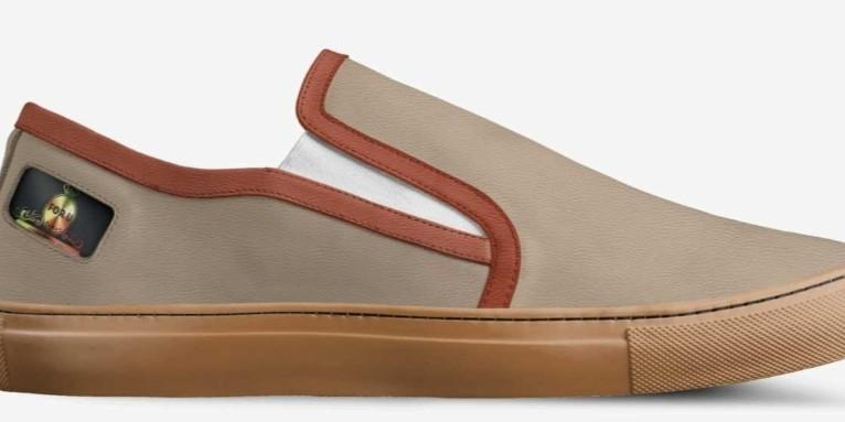MODEL A007 TRADITIONAL SLIP-ON By Randy Betzold (US) Designs By You  CUSTOM CRAFTED MADE IN ITALY