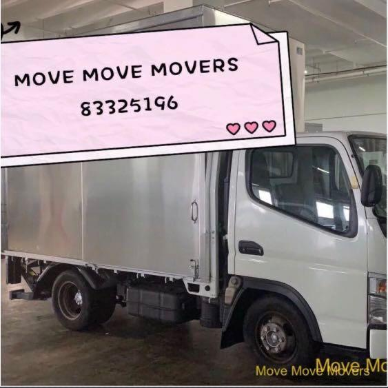 Movers cheap House moving servicesWhatsapp/SMS 83325196