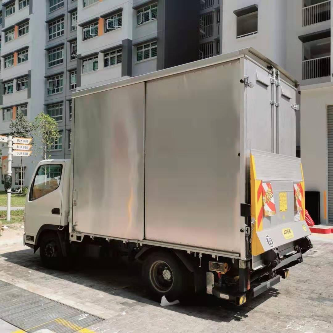 MOVING SERVICE | DISPOSAL SERVICES | STORAGE SPACES