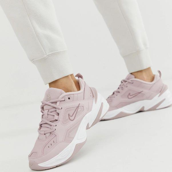 Nike M2K Tekno trainers in Pink, Women