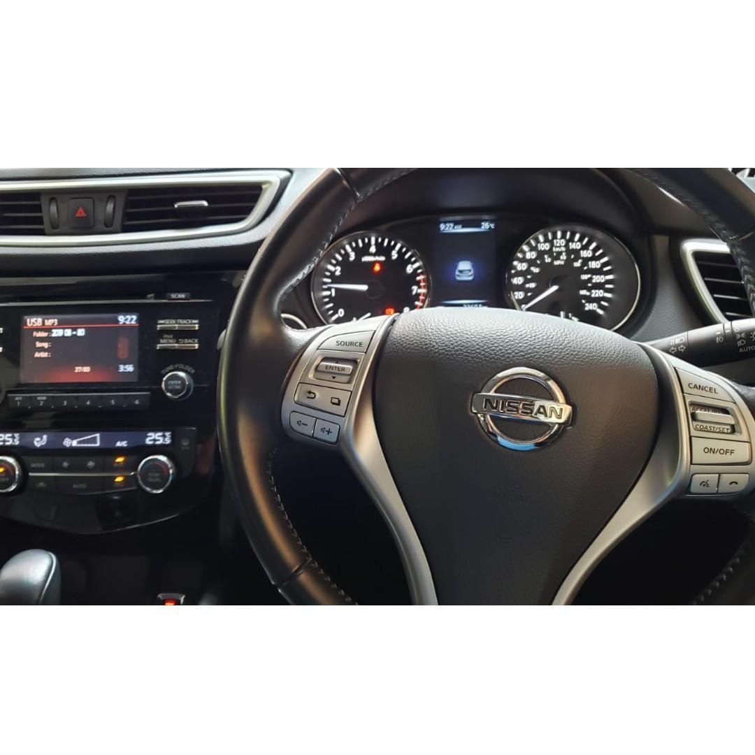 2015 Nissan Qashqai Plus (2320)