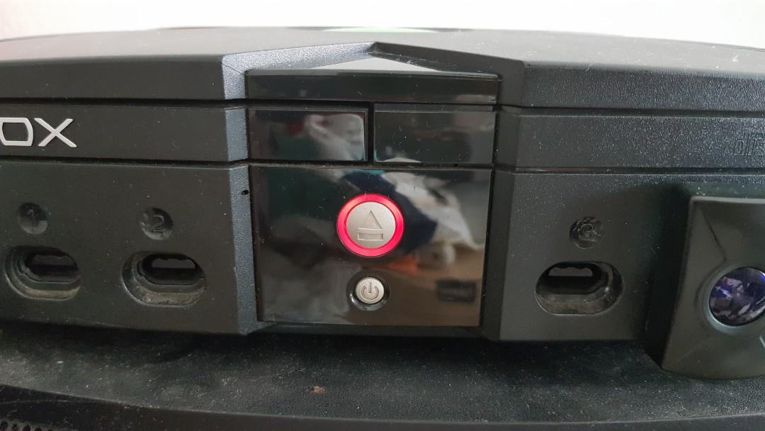 Original Xbox + 10 games