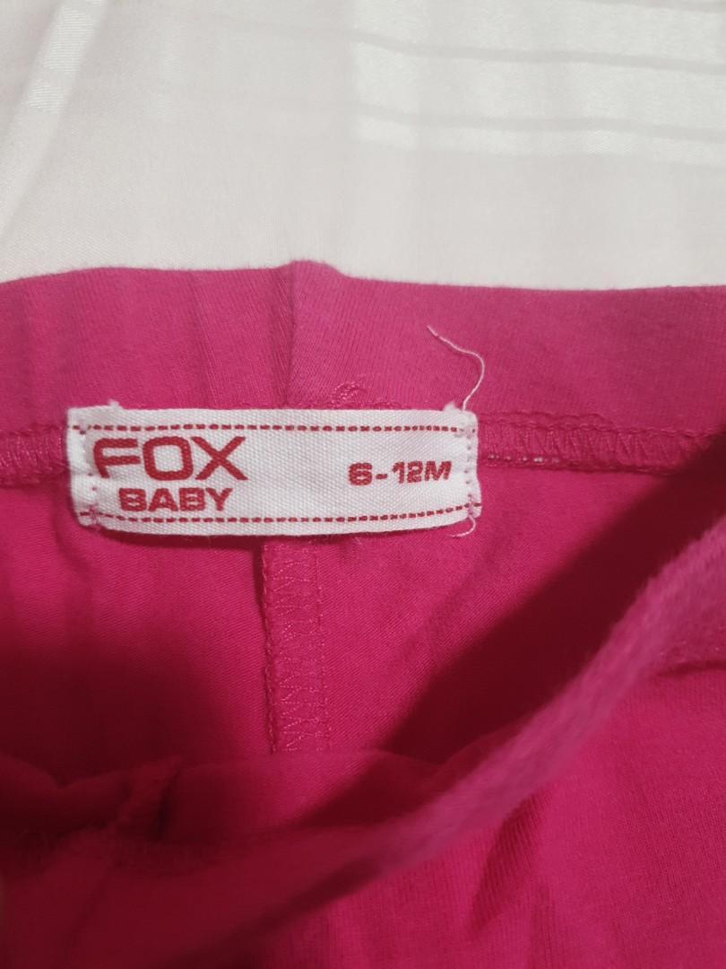 Pants fox legging