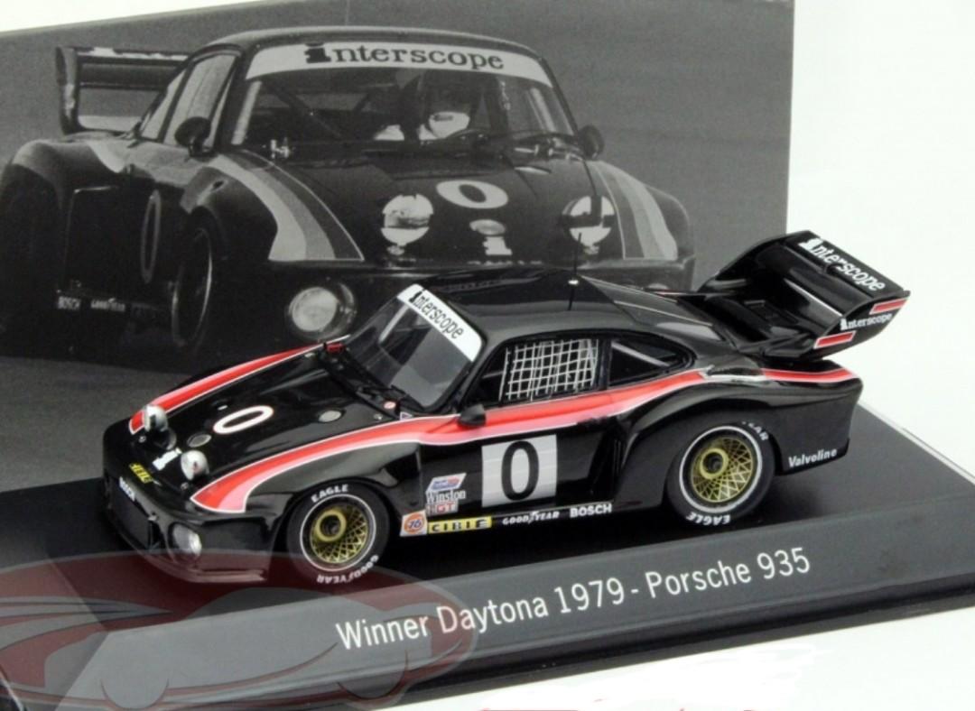Porsche 935 #0 Field/ Ongais/ Haywood Winners Daytona 24H (1979)