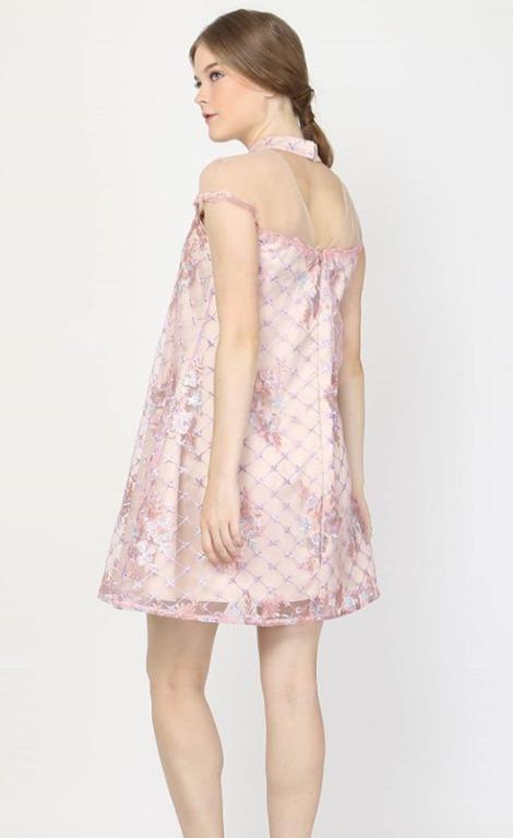 Prom Dress/ Party Dress/ Smart Casual Wear/ Pink Dress