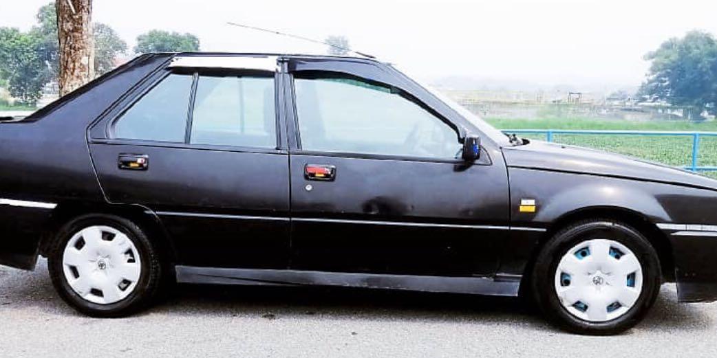 Proton Saga 1.3(A) auto gear with power steering true yr 2008