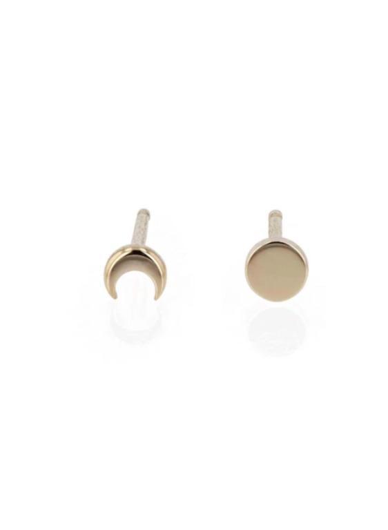 Sarah & Sebastian circlet earrings 10k Gold