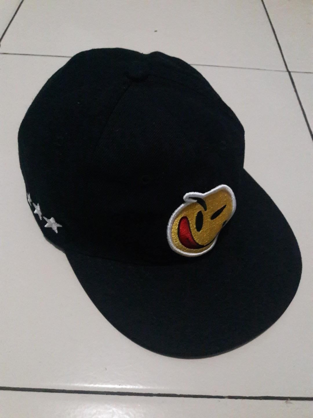 Snapback Nature Signature Original Smiley