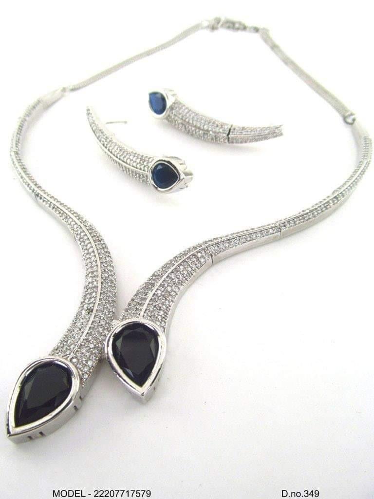 Superoir quality american diamond jewellery on order