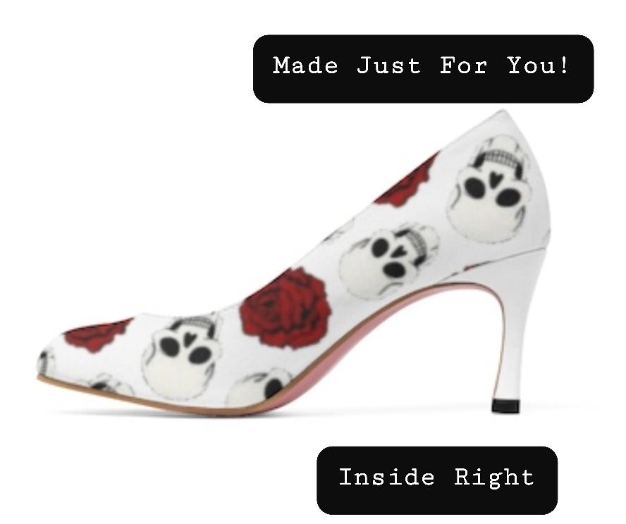 These High Heels Can Take you Anywhere - By Designs By You