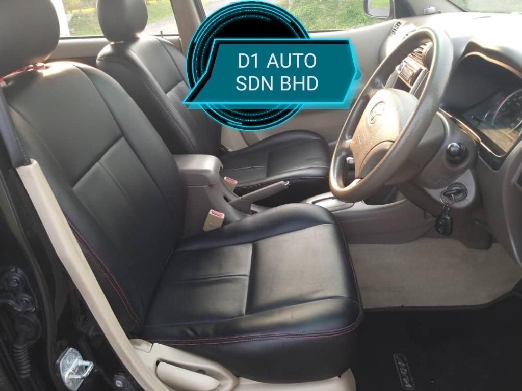 TOYOTA AVANZA 1.5 AT G-SPEC BODYKIT 1 OWNER leather seat sport rim