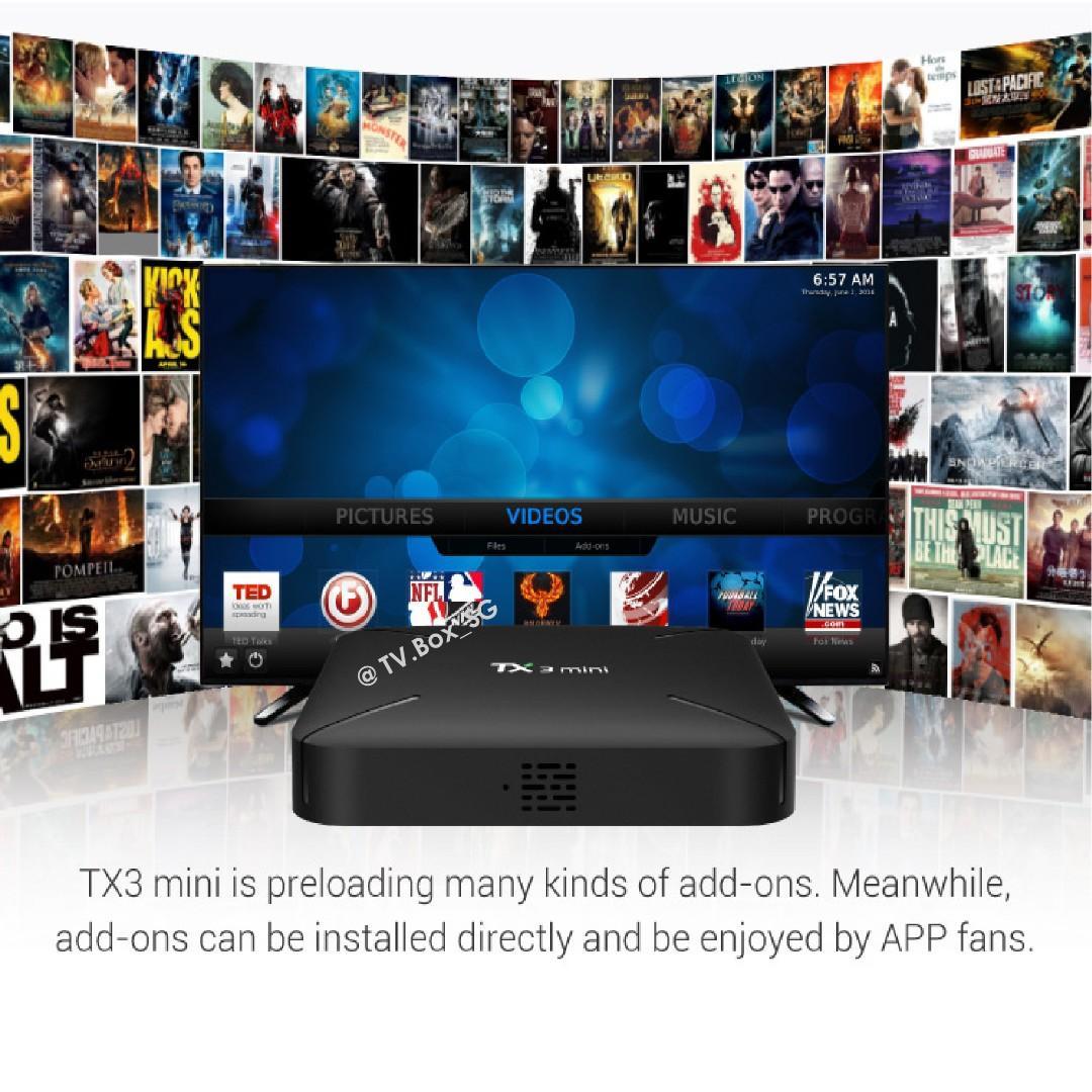 TX3 TV Box Android TV BOX Smart TV BOX Android