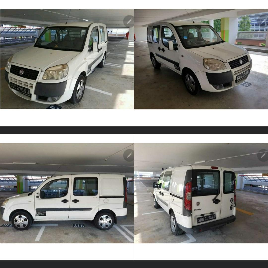 Vans For Rent. Toyota & Fiat. From $900 per month