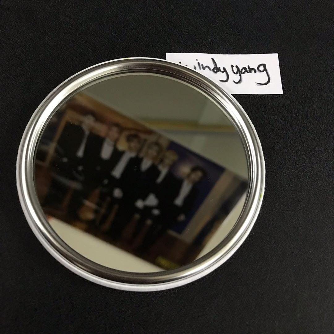 [WTS] NCTZEN Dream NCT Dream ACE Fanclub Welcome Kit Official Hand Mirror