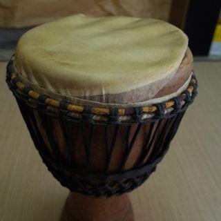 12吋 非洲鼓 Djembe (要換頭皮)