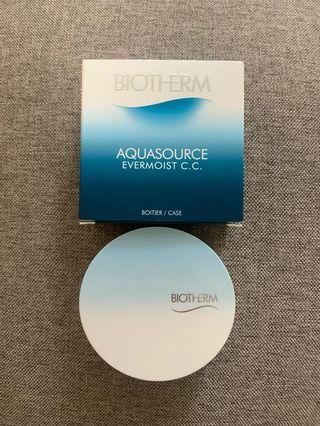 Biotherm Aquasource Evermoist CC Cushion Case