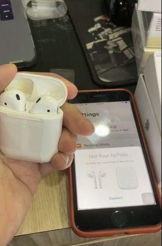 Apple Air Pod 1-1 Orginal Quality