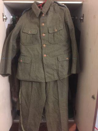 WW2 RARE JAPAN AIRFORE VINTAGE COMPLETE