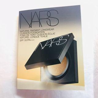 NARS 超持久亮顏氣墊粉餅SPF50/PA+++(蕊)
