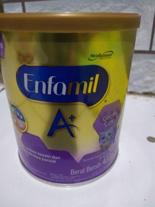 Enfamil A+ gentle care