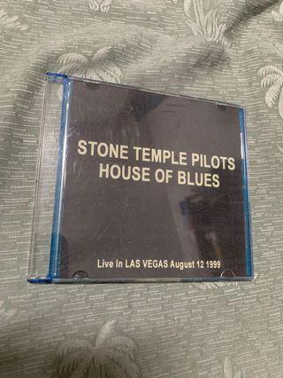 Stone Temple Pilots Live House Of Blues VCD