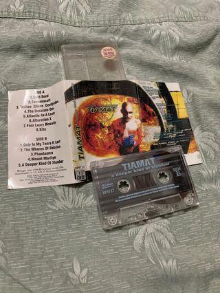 Tiamat A Deeper Kind Of Slumber Cassette