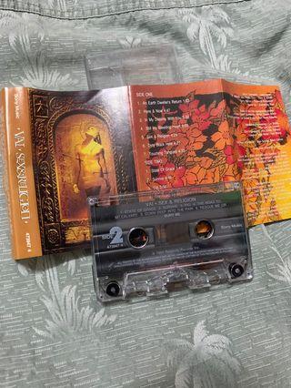 Steve Vai Sex & Religion Cassette