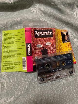 Mallrats Soundtrack Cassette