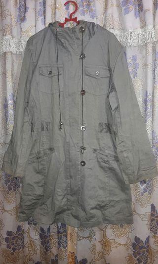 Parka Jacket(Style Basic)
