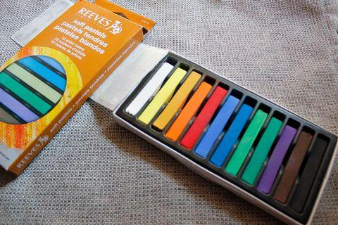 REEVES SOFT PASTELS NEW