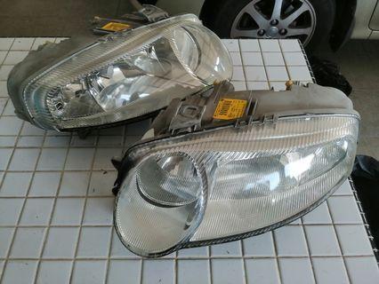 Alfa romeo 147 head lights