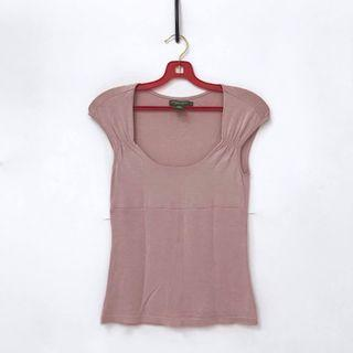 Urban&Co Muted Rose Pink Top