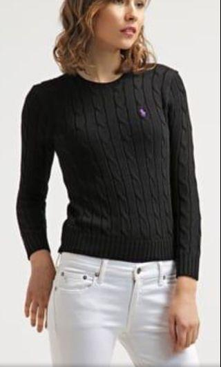 RL Knitted Sweater