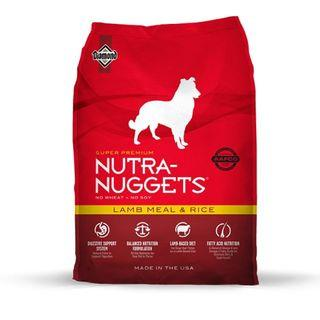 NUTRA NUGGETS LAMB & RICE 3KG