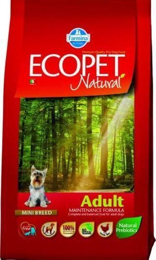 Ecopet Natural Adult  Mini Breed Chicken Maintenance (2.5Kg)